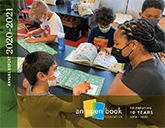An Open Book Foundation 2020-2021 Annual Report